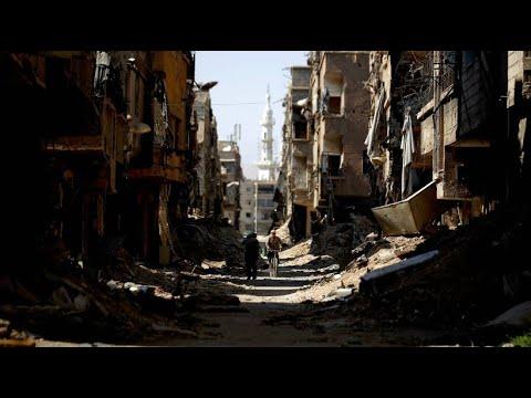 Acht Jahre Syrien-Krieg: