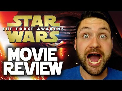 Star Wars The Force Awakens Review (SPOILERS) [Dash Star]