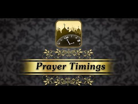 Muslim Prayer Time with Azan Alarm Mosque Finder