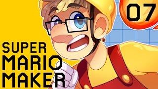 Super Mario Maker Gameplay Part 7 - Lanky Mario thumbnail