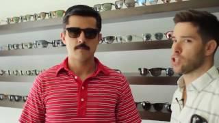 видео Cолнцезащитные очки