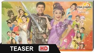 ENTENG NG INA MO showing on December 25! (Together na together na sila)