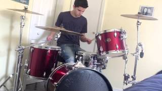 A Beautiful Exchange - Hillsong United - drum cover.