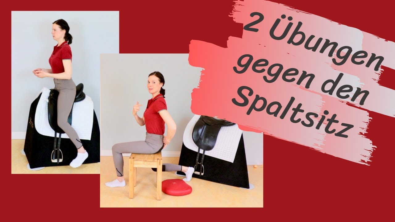 Spaltsitz - 2 Übungen, die dich weiterbringen!