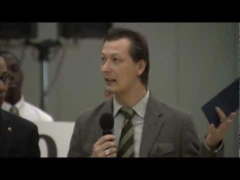 Milken Educator Awards 2011-2012 Rafal Olechowski Flushing, N.Y.
