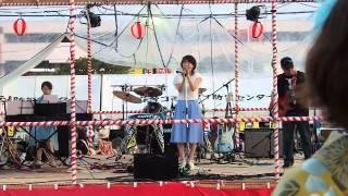 説明 2014/7/26 茂庭台夏祭り.