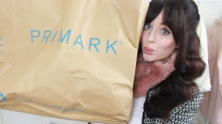 ULTIMATE PRIMARK HAUL: Becca Rose has the keys to our Oxford Street store!