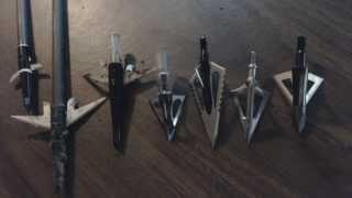 best broadheads for hunting that ive tested fixed blade and mechanical ( expandable )