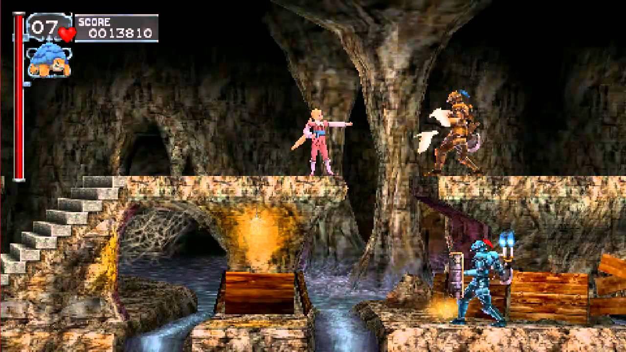 Let S Play Castlevania Dracula X Chronicles Stage 5 Hidden Docks