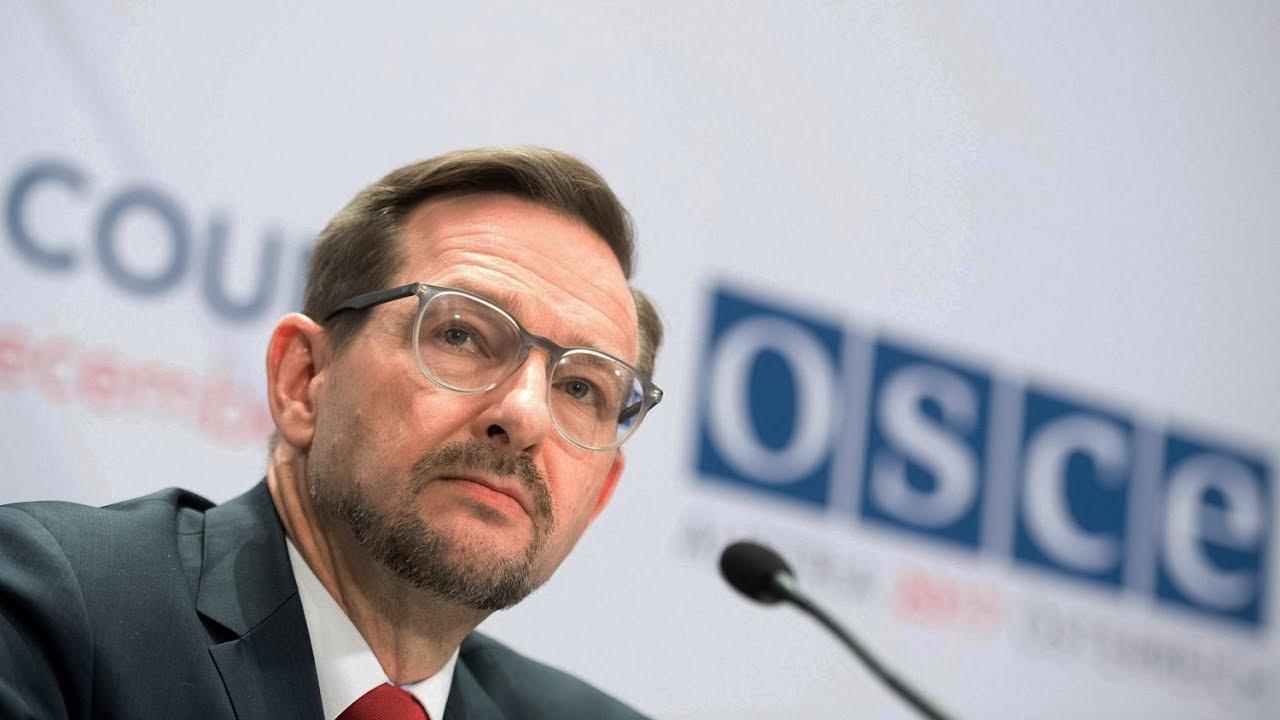 RTД: У ОБСЕ есть предложения по урегулированию на Украине — генсек организации