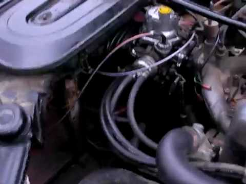 1977 MercedesBenz 230 stromberg 175 cd stall issues  YouTube