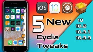 New iOS 10.X - 10.3.3 Cydia Tweaks / 2018