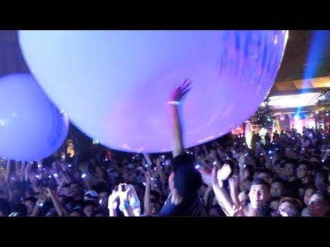 SonaOne @ Electric Run 2017 Malaysia