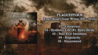 PLAGUESTORM - Everything
