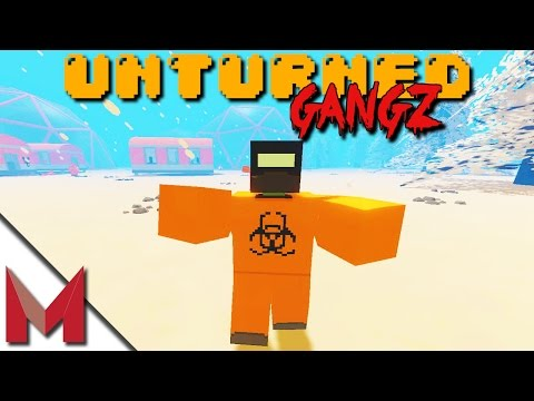 YUKON DEAD ZONE & CHRISTMAS GIFTS 1 -=- UNTURNED GANGZ GAMEPLAY -=- S3E5