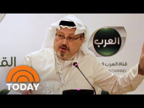 Saudi Arabia Acknowledges Jamal Khashoggi Died In Consulate   TODAY