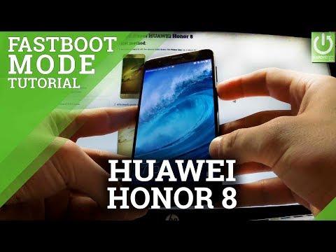 Fastboot Mode HUAWEI Honor 8 Lite - HardReset info