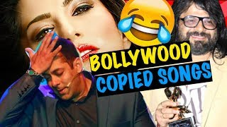 Bollywood Copied Songs **OMG Copy** | Triggered Insaan