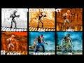 Killer Instinct THUNDER Graphic Evolution 1994-2016 | GB GBC SNES ARCADE XBOX ONE PC | PC ULTRA