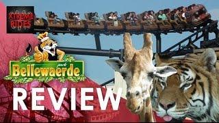 Review Leuk Pretpark Bellewaerde, Ieper België
