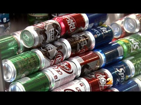 NY Assemblyman: Put Warning Labels On Sugary Drinks