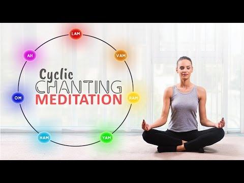 FULL 7 CHAKRA HEALING ❯ Cyclic Seed Mantra Meditation ❯ Very High Energy Meditation Chants
