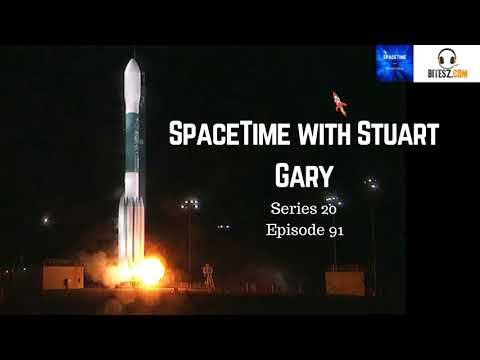 Recurring Martian Streaks could be just sand rather than water - SpaceTime with Stuart Gary S20E91