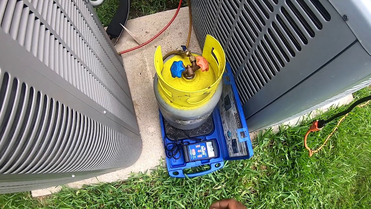 Lennox AC compressor change out with all kinds of problems