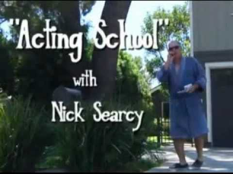 Acting School with Nick Searcy