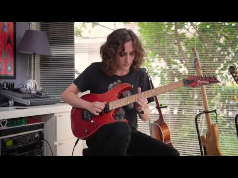 Guthrie Govan - Remember When (Cover)
