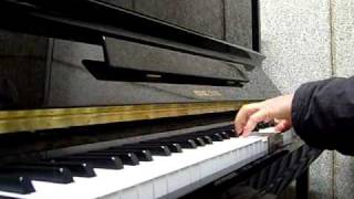 Vladimir Cosma - Sentimental Walk(Diva) piano take 02