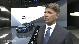 BMW CEO Sees European Market Slowing in 2017