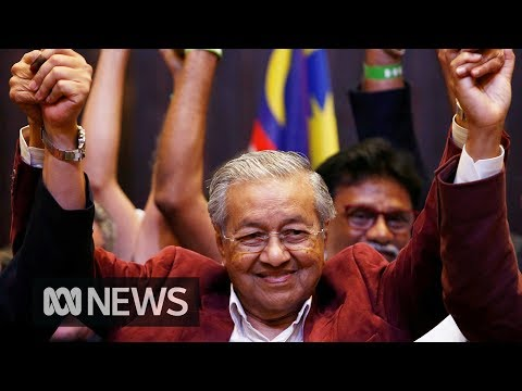 Malaysia election shock: Mahathir returns