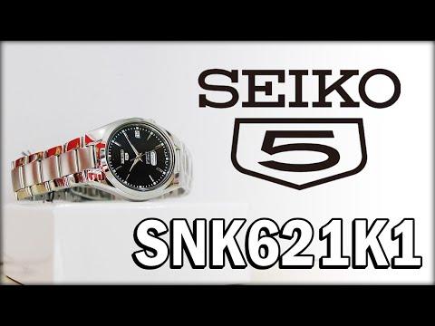 SEIKO 5 Series SNK621K1 | A Casual - Dress Watch Under 150