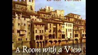 A Room with a View (FULL Audiobook)  - part (1 of 4)