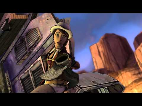 Tales From The Borderlands Episode  2 Opening Credits