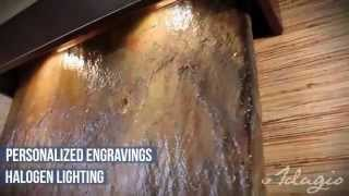 Whispering Creek Wall Fountain - Adagio - WCS1502