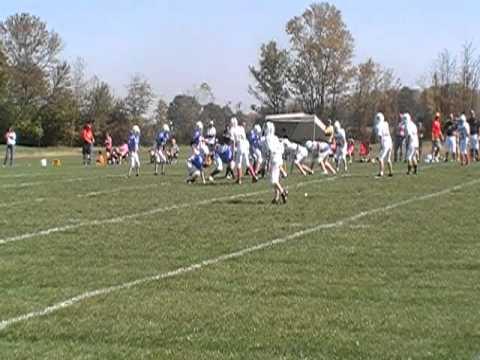 NPCFL Colts 2011 Hoffman TD Run
