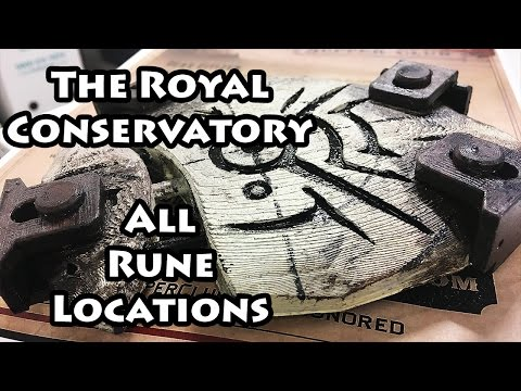Dishonored 2 - The Royal Conservatory - Runes