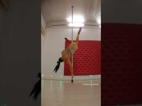 Exotic Pole Combo from Svetlana Yurchak