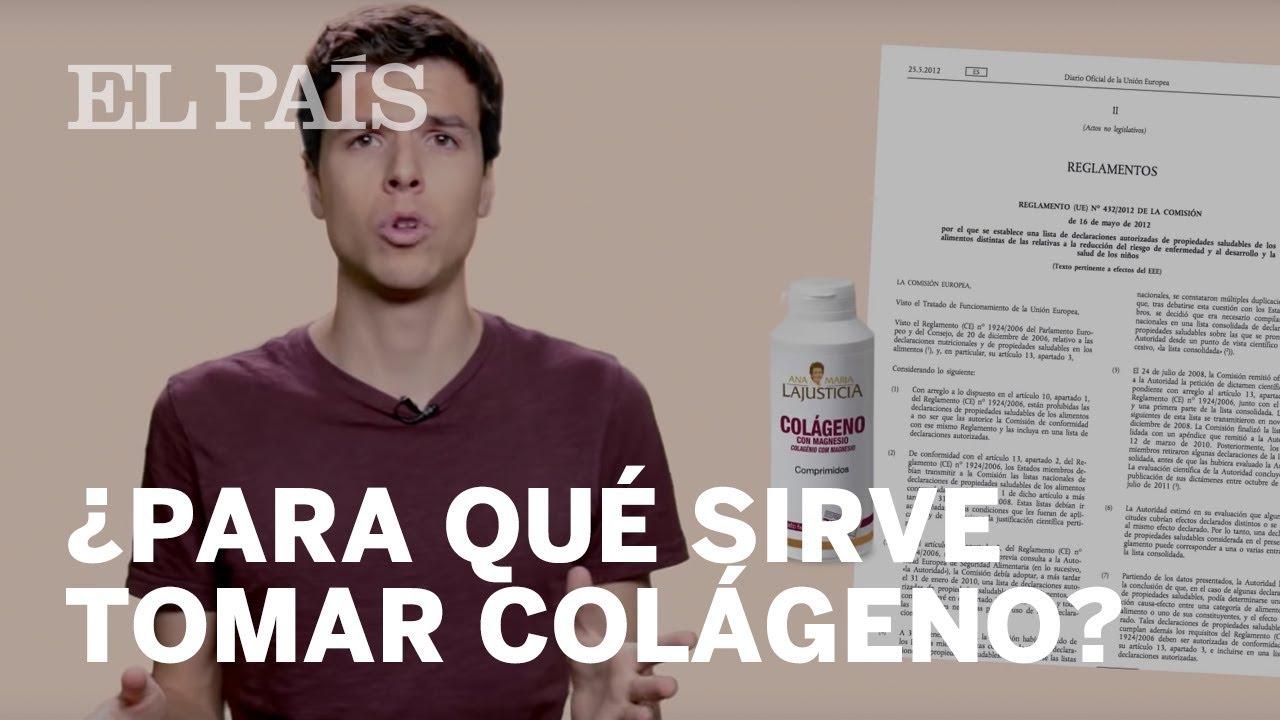 beneficios de consumir colageno en pastillas