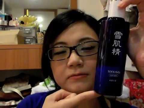 KOSE Sekkisei | Seikisho | Moisture Skin Repair Skincare Review - Hate or  Love!!?[中文]