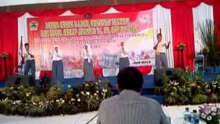 Juara 2 lomba Vocal Group tk.Propinsi - SMA Negeri 1 Kebumen