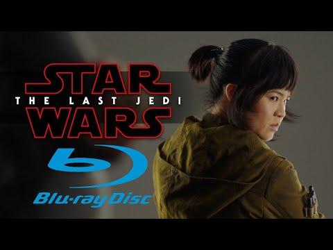 Star Wars - The Last Jedi Blu-ray Sales Figures