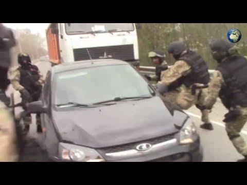 Задержание террористов ИГИЛ