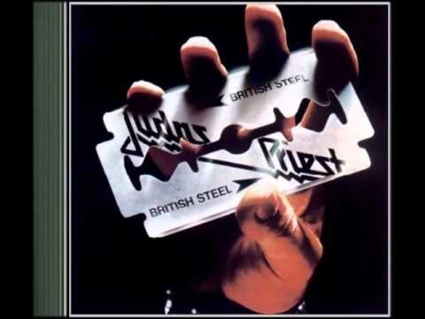 Judas Priest  1980 British Steel *Full Album*