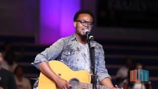 "Travis Greene - ""The Hill"" Live Performance & Testimony at City of Praise w/JJ Hairston"