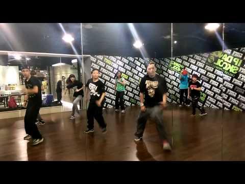 20140713 阿爆 aka Bow Hiphop@IP Dance Skool