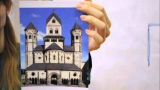 Просто о сложном - Романский и готический стили
