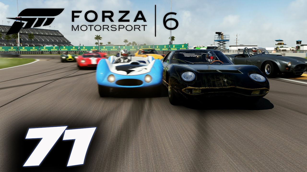 Let S Play Forza Motorsport 6 071 Harte Herausforderung